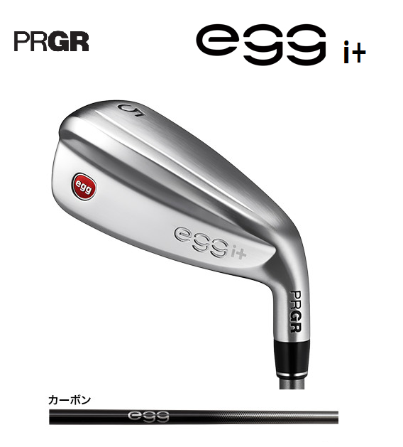 プロギア egg  i+ ユーティリティ [フレックス : M-43(S)] PRGR