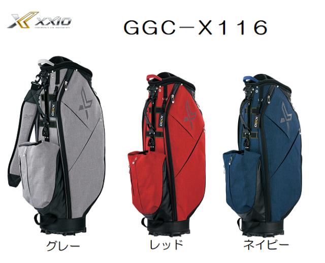 ダンロップ ゼクシオ キャディバッグ GGC-X116 XXIO