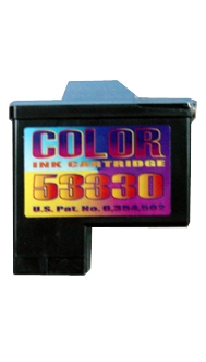 Color Ink Cartridge (#53330)