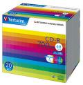 三菱化学(Verbatim) SR80SP20V1