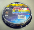 HI DISC HD BD-R DL 6X10SP