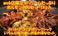 ◆送料無料!!◆web店限定ホルモンBBQ1Kgセット