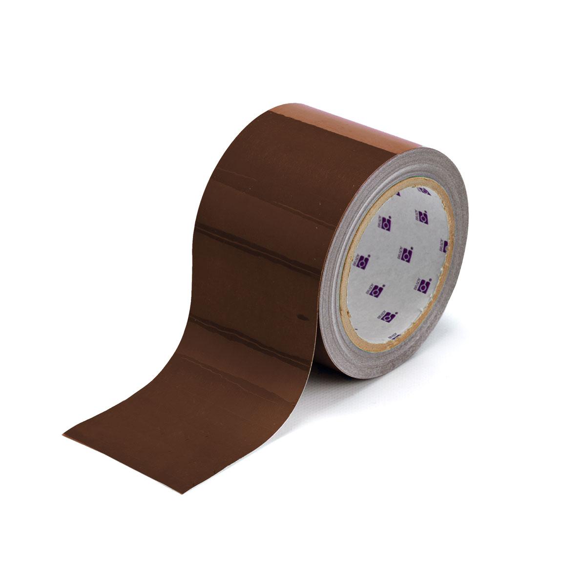 フロアラインテープ B-514 茶 76.2mm x 30.48m
