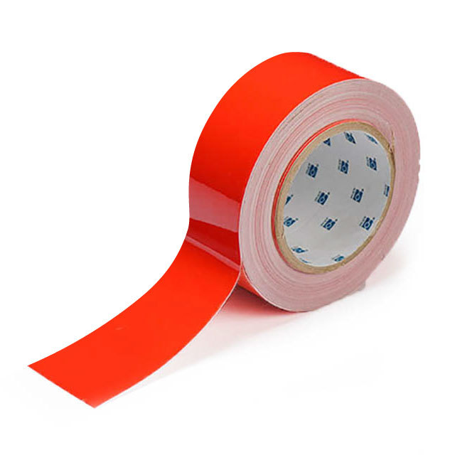 フロアラインテープ B-514 赤 50.8mm x 30.48m