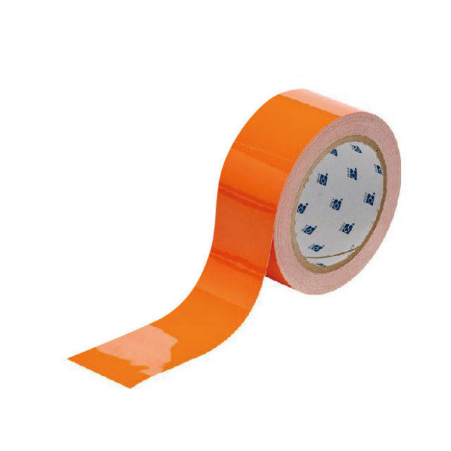 フロアラインテープ B-514 オレンジ 50.8mm x 30.48m