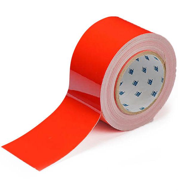フロアラインテープ B-514 赤 76.2mm x 30.48m