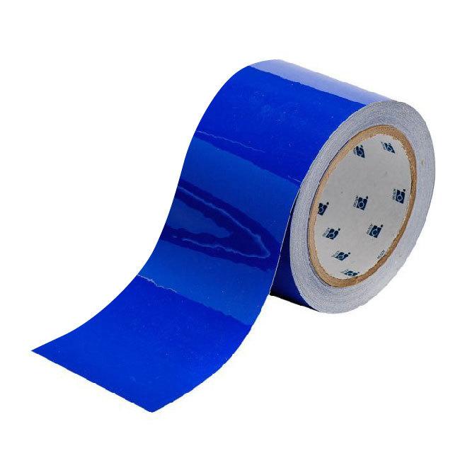 フロアラインテープ B-514 青 76.2mm x 30.48m