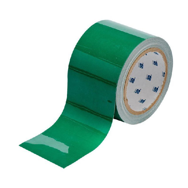 フロアラインテープ B-514 緑 76.2mm x 30.48m