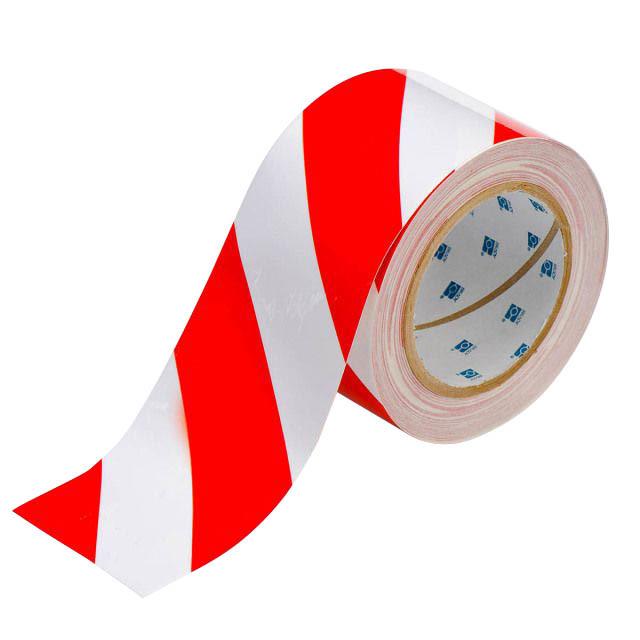 白赤テープ中