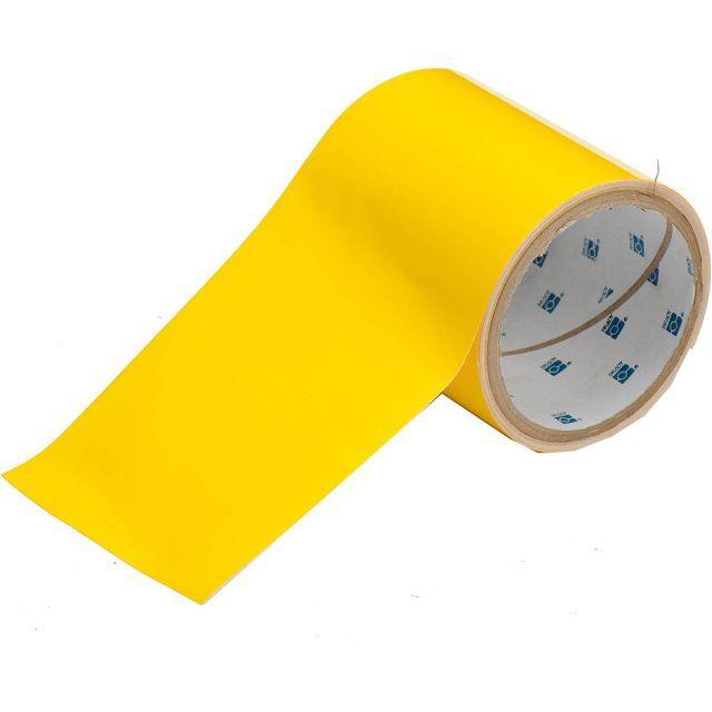 フロアラインテープ B-514 黄 101.6mm x 30.48m