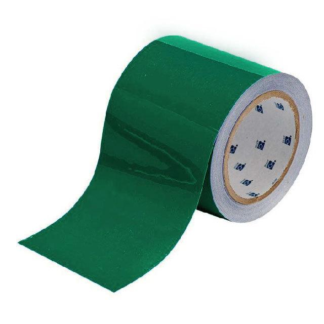 フロアラインテープ B-514 緑 101.6mm x 30.48m