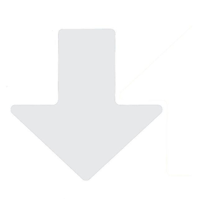 矢印型-100枚/パッケージ B-514