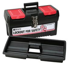 ミデアムロックアウトツールボックス H198.1mm x W411.5mm x D185.4mm