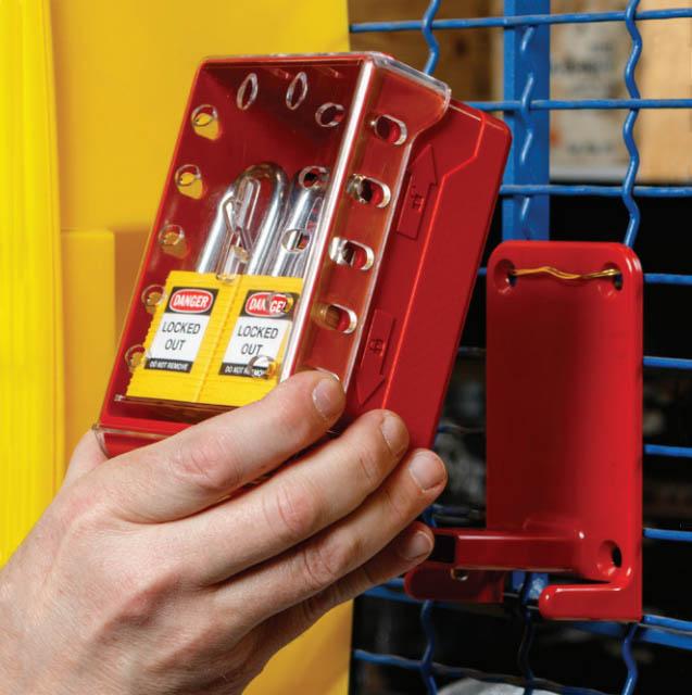 ロックボックス使用例