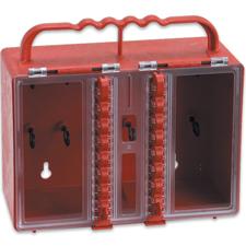 ポータブルプラスティック ロックボックス