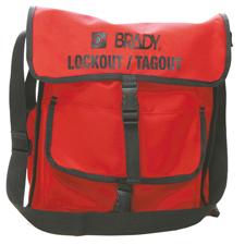 ロックアウトバッグ H355.6mm x W101.6mm x D381mm