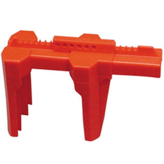 プリンジング ボールバルブロックアウト BS08A-RD/45345