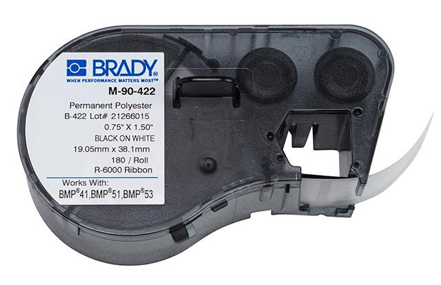 BMP51ラベルプリンター用カートリッジ
