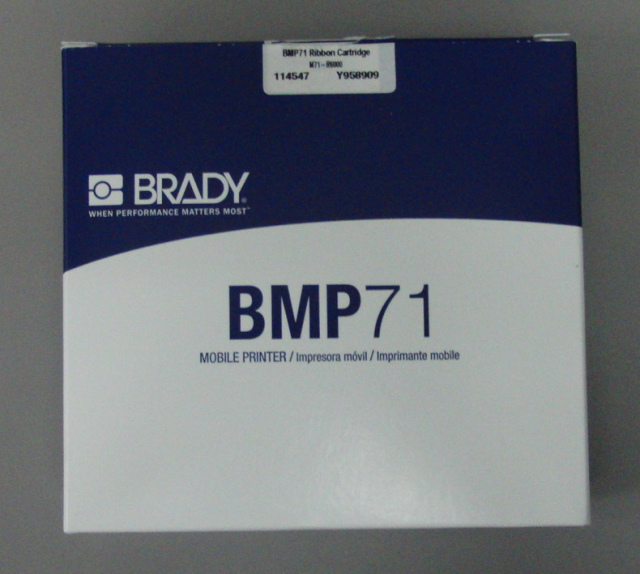 M71-R6900-BL    青リボン