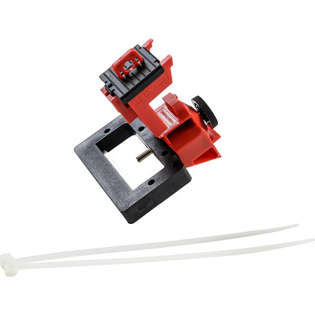 タグロック オーバーサイズ クランプオンブレーカーロックアウト (25個入り)