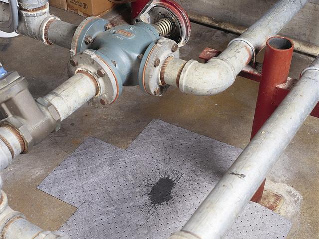 配管パイプからの漏れ対策