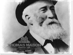 トーマスメイソン自画像