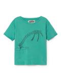 【BOBOCHOSES/W.I.M.A.M.P.】118604 GREEN T-Shirt