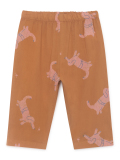 【BOBOCHOSES】119203 Dogs Baggy Trousers