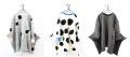 【frankygrowフランキーグロウ】OP-112/3PATTERNS SWITCHING SWEAT DRESS/WOMEN