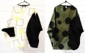 【frankygrowフランキーグロウ】OP-110/3PATTERNS PENTAGON DRESS -BEAR MT SWITCHING/WOMEN