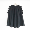 【frankygrowフランキーグロウ】BT-191/BONBON CUT JQ SCALLOPED SHIRT/レディース