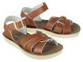 【Salt Water Sandals(ソルトウォーターサンダル)】Sun San swimmer(ベルクロ)/Tan茶/13.3cm〜19cm