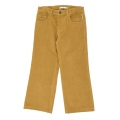【tinycottons】AW18-140_B11/solid corduroy pants/mustard