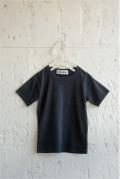 【UNIONINI】CS-040 [SO THAT]/organic tee/black/1-2y〜レディース