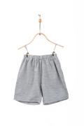【DONSJE】Evan Shorts Light Grey Cotton