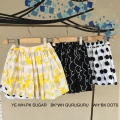 【frankygrowフランキーグロウ】3PATTERNS AIRY SKIRT