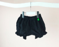 【frankygrowフランキーグロウ】BT-162RING MATELASSE FRILL BLOOMER/BLACK