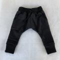 【MINGO.】 MI1800153A2/Winter slim fit jogger/ Black