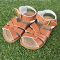 【Salt Water Sandals(ソルトウォーターサンダル)】Original/tan茶色/16.3cm〜19.2cm