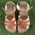 【Salt Water Sandals(ソルトウォーターサンダル)】The Original/tan茶色/20cm〜22.4cm