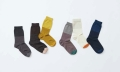 【SUIS MOI】SOCKS 3TONE LADIES