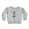 【Rylee & Cru】RC042B/cowboy owl ft sweatshirt