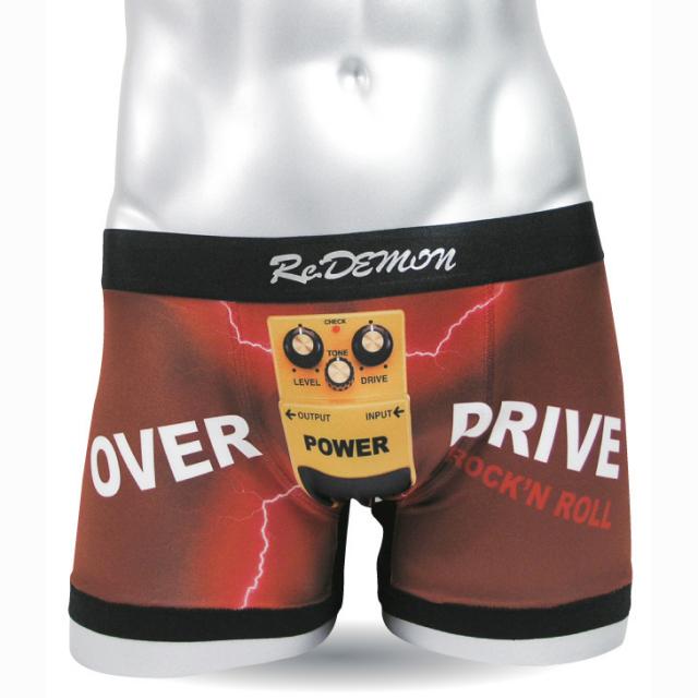 最高級 【 エフェクター 】 ボクサーパンツ 男性 メンズ 下着 【 Re:demon 】