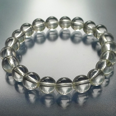 ヒマラヤ水晶ブレスレットクリア020