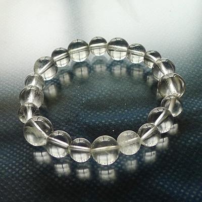 ガレージセール042 ヒマラヤ水晶ブレスレット