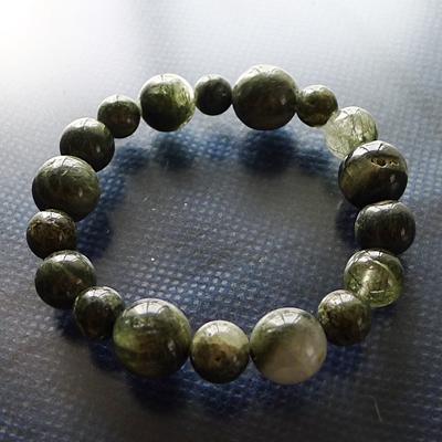 ガレージセール046 ヒマラヤ水晶ブレスレット