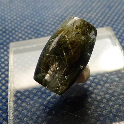 ヒマラヤ水晶ビーズ粒売り011 最強の緑泥石入りヒマラヤ水晶