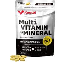 健康体力研究所(KENTAI)ケンタイ マルチビタミン&ミネラル 240粒