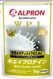 アルプロン WPIホエイプロテイン 3kg  プレーン味、タンパク質含有量約90%以上のプロテイン