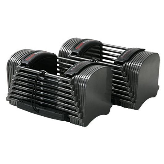 【予約商品】(正規品)THINKフィットネス POWER BLOCK(パワーブロック)アドバンスタイプ SP50 [50ポンド/23kg]
